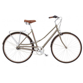 Electra Loft 7i - Bicicleta urbana Mujer - gris